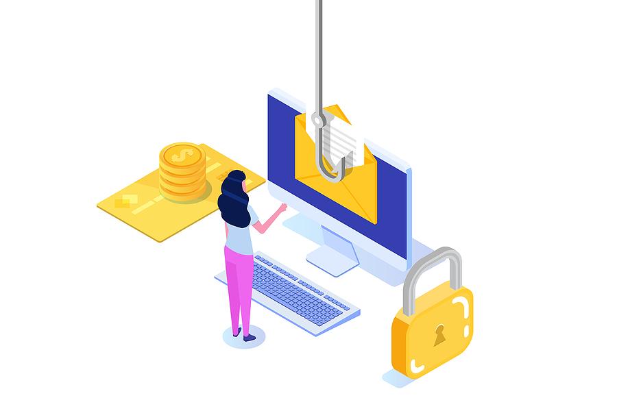 Phishing Scam Claiming Copyright Infringement